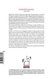 Baucher et son école - 4ème de couverture - Format classique
