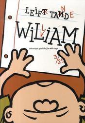 William - Intérieur - Format classique