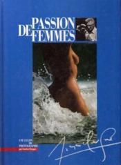 Passion de Femmes. - Couverture - Format classique