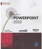 Powerpoint 2010 - Couverture - Format classique