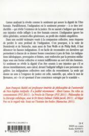Homme Indigne. Essai - 4ème de couverture - Format classique