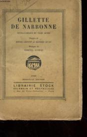 Gillette De Narbonne - Couverture - Format classique