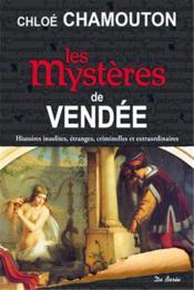 Les mystères de Vendée - Couverture - Format classique