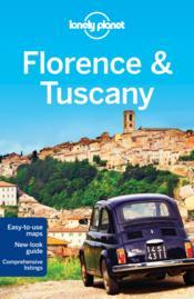 Florence & Tuscany (8e édition) - Couverture - Format classique
