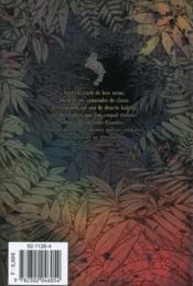 Cage of eden T.11 - 4ème de couverture - Format classique