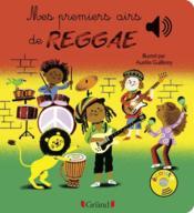 Mes premiers airs de reggae - Couverture - Format classique