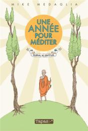 Une année pour mediter ; journal de gratitude - Couverture - Format classique
