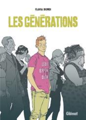 Les générations - Couverture - Format classique