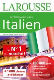 Dictionnaire mini plus italien - Couverture - Format classique