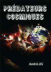 Prédateurs cosmiques - Couverture - Format classique