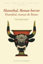 Hannibal, Romae horror ; Hannibal, terreur de Rome - Couverture - Format classique
