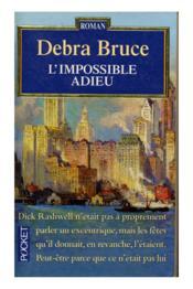 L'Impossible Adieu - Couverture - Format classique