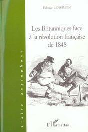 Les Britanniques Face A La Revolution Francaise De 1848 - Intérieur - Format classique
