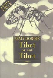 Tibet Or Not Tibet - Intérieur - Format classique