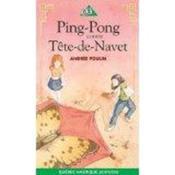 Ping-Pong Contre Tete-De-Navet - Couverture - Format classique