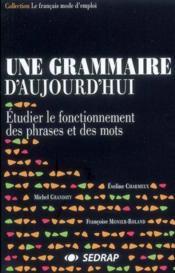 Le Livre N3 Etudier Le Fonctionnement Des Textes - Sedrap Education - Tous Niveaux - Couverture - Format classique