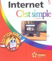 Internet, c'est simple, edition gold, 3e (3e édition) - Couverture - Format classique