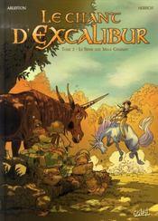 Le chant d'Excalibur t.2 ; le sidhe aux mille charmes - Intérieur - Format classique