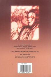 Say Love T.1 - 4ème de couverture - Format classique