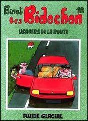 Les Bidochon T.10 ; usagers de la route - Intérieur - Format classique