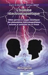 Homme Electromagnetique - Couverture - Format classique