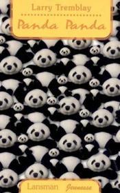 Panda panda - Couverture - Format classique