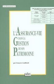 L'assurance vue dans la gestion de son patrimoine - Intérieur - Format classique