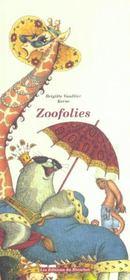 Zoofolies - Intérieur - Format classique