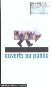Ouverts au public - Intérieur - Format classique