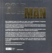 Goldman en lumières - 4ème de couverture - Format classique