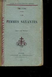 Les Femmes Savantes - Couverture - Format classique