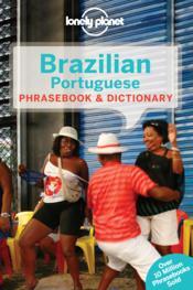 Brazilian portuguese phrasebook & dictionary (5e édition) - Couverture - Format classique