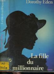 La Fille Du Millionnaire - Couverture - Format classique