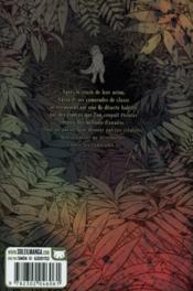 Cage of eden T.12 - 4ème de couverture - Format classique