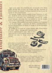 Le tour du monde en vélo d'appartement - 4ème de couverture - Format classique