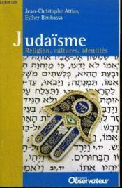 Judaisme Religion Cultures Identites. - Couverture - Format classique