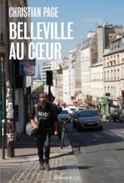 Belleville au coeur - Couverture - Format classique