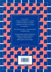 Mots croisés T.19 ; 80 grandes grilles - 4ème de couverture - Format classique