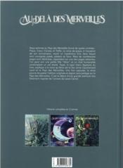 Au-delà des merveilles T.1 ; pique - 4ème de couverture - Format classique