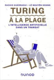Turing à la plage ; l'intelligence artificielle dans un transat - Couverture - Format classique
