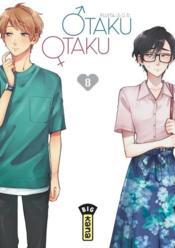 Otaku Otaku T.8 - Couverture - Format classique