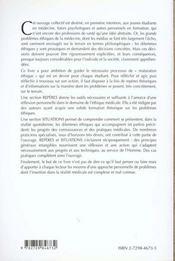 Reperes Et Situations Ethiques En Medecine - 4ème de couverture - Format classique