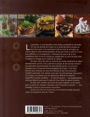 La cuisine du ramadan - 4ème de couverture - Format classique