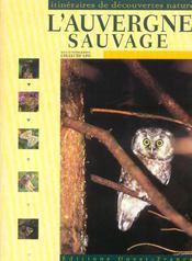 L'Auvergne sauvage - Intérieur - Format classique