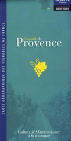 Vignoble de Provence - Couverture - Format classique