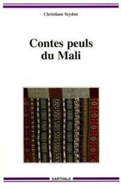 Contes peuls du Mali - Couverture - Format classique