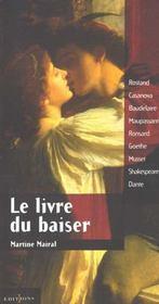 Le livre du baiser - Intérieur - Format classique