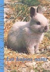 Les lapins nains - Couverture - Format classique