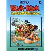 EDIKA T.12 ; bluk bluk - Couverture - Format classique