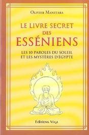 Le livre secret des esseniens - Intérieur - Format classique